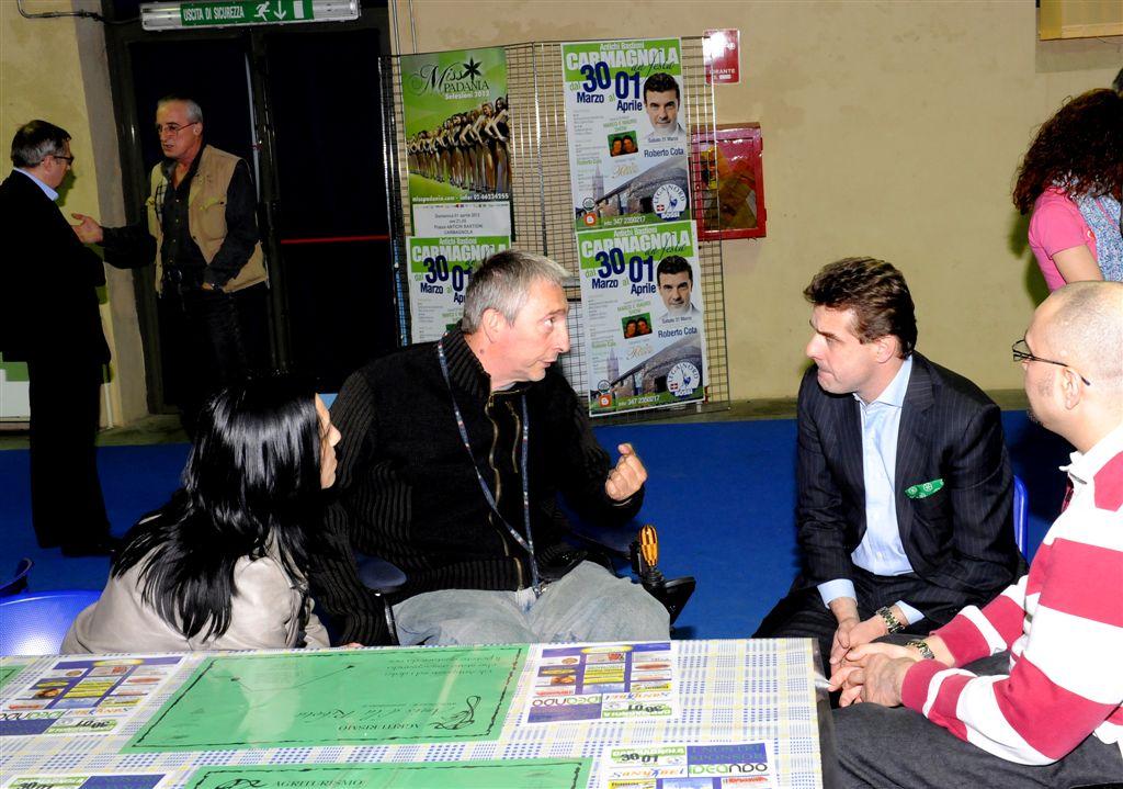 Una delegazione di persone con grave disabilità in carico al Consorzio  Socio-Assistenziale CISA 31 ha incontrato sabato scorso il Presidente della  Regione ... 40f8dbd8481d